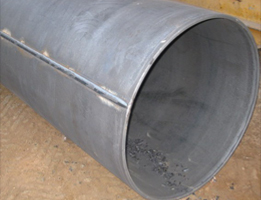 double submerged arc weld